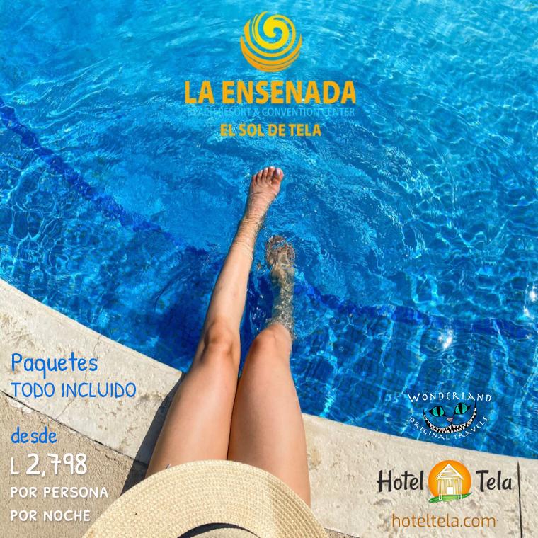 La Ensenada Beach Resort, Sol de Tela